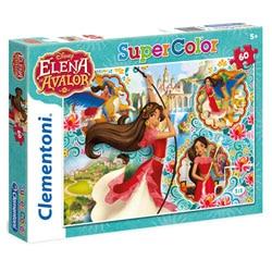 Puzzle 60 pièces Elena D'Avalor