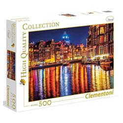 Puzzle 500 pièces Amsterdam
