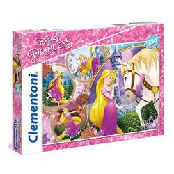 Puzzle 250 pièces Raiponce Disney Princesse