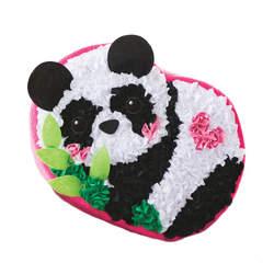 My Design-Coussin panda