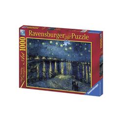 Puzzle 1000 pièces Collection Art - Nuit Étoilée