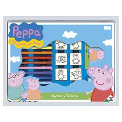 Tampons Peppa Pig