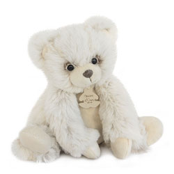 Peluche Softy ours écru 25 cm