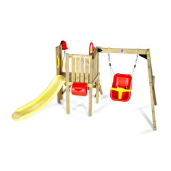 Aire de jeux Toddlers Tower