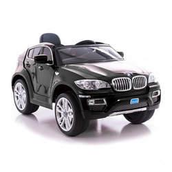 Voiture électrique BMW X6 noire 12V