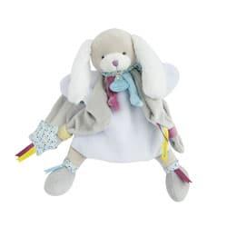 Doudou Marionnette Chien toopi boy