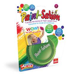 Paint-Sation-Pot de peinture vert