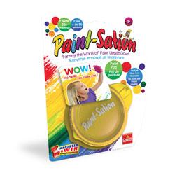 Paint-Sation-Pot de peinture jaune