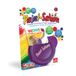 Paint-Sation-Pot de peinture violet