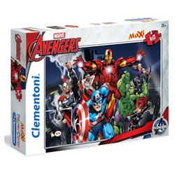 Avengers-maxi puzzle 60 pièces