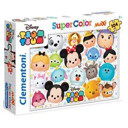 Tsum Tsum-Maxi puzzle 104 pièces