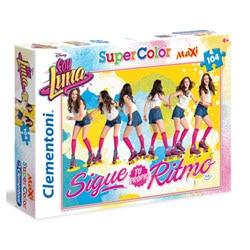 Soy Luna-Maxi puzzle 104 pièces