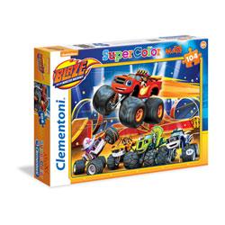 Blaze-Maxi puzzle 104 pièces
