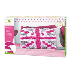 Lovely Box - Coussin Union Jack