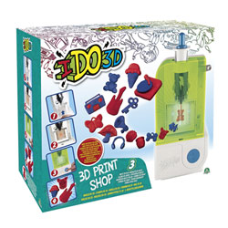 Ido3d - Kit de jeu 3d Print Shop