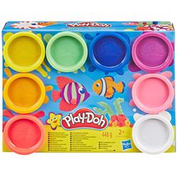 Pâte à modeler - Pack de 8 pots Play-Doh
