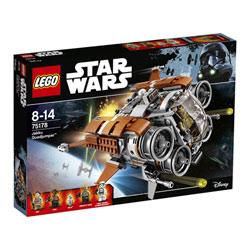 75178 - LEGO® STAR WARS - Le Quadjumper de Jakku