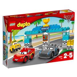 10857 - LEGO® DUPLO La course de la Piston Cup