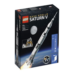 21309 - LEGO® Ideas NASA Apollo Saturn V