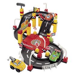 Abrick-Coffret circuit super 8 avec voitures