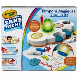 Color Wonder-Tampons magiques lumineux