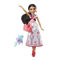 Poupée Elena et bébé Jaquin - Disney Princesses