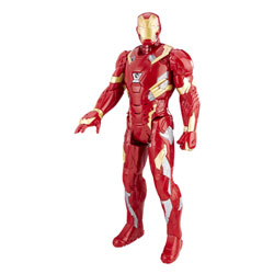 Figurine électronique Iron Man Titan