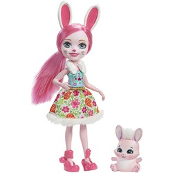 Poupée Enchantimals lapin