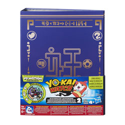 Yo-Kai Watch-S2 album collector