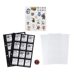 Yo-Kai Watch-Recharges de pages Medallium