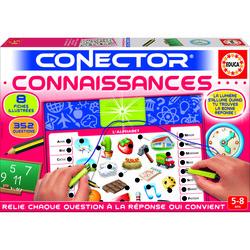 Quiz électronique Conector Connaissances