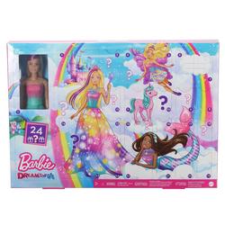 Calendrier de l'Avent Barbie 2020
