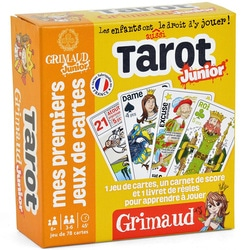 Jeu de cartes Tarot Junior