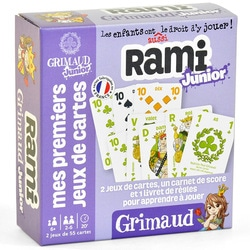 Jeu de cartes Rami Junior