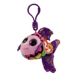 Beanie boo's-Porte-clés Flippy le poisson