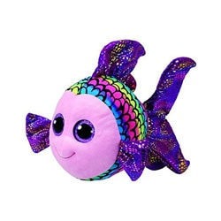 Peluche Beanie boo's - Flippy le poisson 23 cm