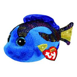 Peluche Beanie boo's - Aqua le poisson 15 cm