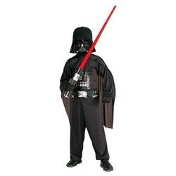 Star Wars-Déguisement Dark Vador 3/4 ans