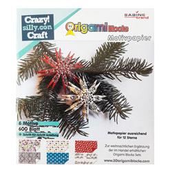 Origami Noël 600 feuilles