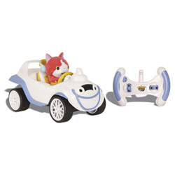 Yo-Kai Watch Voiture Radiocommandée Whisper