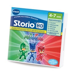 Jeu Storio HD Pyjamasques