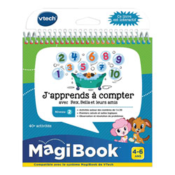 Magibook - J'apprends à compter