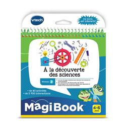 Magibook - Découverte des sciences