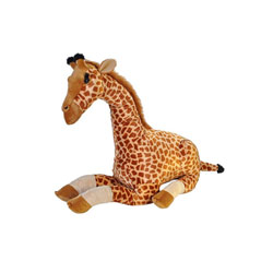 Peluche girafe 76 cm