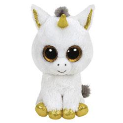 Beanie boo's small-Peluche Pegasus la licorne