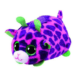 Tenny Tys-Peluche Ferris la Girafe 8 cm
