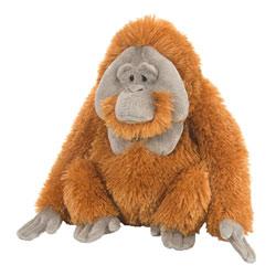 Peluche Orang Outan mâle 30 cm