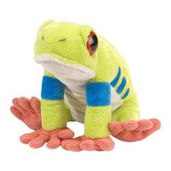 Peluche grenouille 30 cm