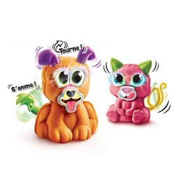Crazy Monster Power Dough - Animals