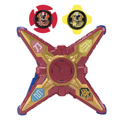 Power Rangers Morpher Ninja Steel
